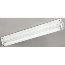 "Canarm EFT824117 - ES Fluorescent, EFT824117 (FT8241), 24"" Strip, 1 Bulb, Ceiling/Side Mount, 17W T8, YC322516E-2"