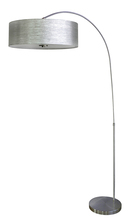 Whitfield FL128SSSHADE2207SW - 1 Light Floor Lamp With Shade