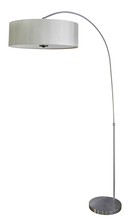 Whitfield FL128SSSHADE2207TC - 1 Light Floor Lamp With Shade